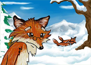 The Life of a Red Fox