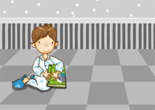 Hana's Album 9: I Love Books!-1