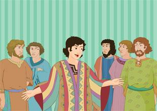 Joseph 1: A Coat of Many Colors