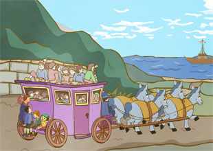 The Adventures of Pinocchio 12: Escape to Paradisle