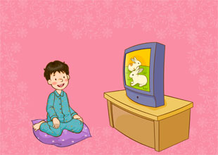 Mrs. Kelly's Class 15: Can I Watch TV?
