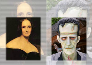 Mary Shelley and Frankenstein: The Birth of a Monster
