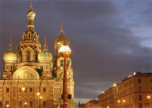 St. Petersburg: Russia's Window to Europe