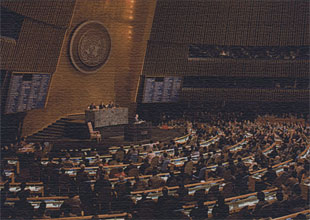 The United Nations: Champion of World Peace