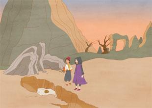 Aladdin and His Wonderful Lamp 6: A Magic Door