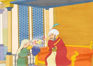 Aladdin and His Wonderful Lamp 17: The Proposal