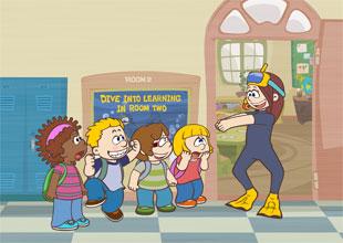 South Street School 2: Meeting Miss Gray