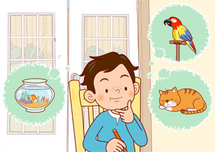 Sam and Lucky 1: The Perfect Pet