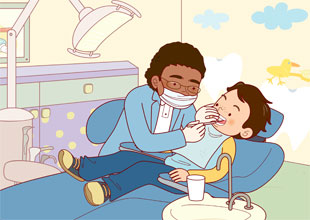 Sam and Lucky 20: A Trip to the Dentist