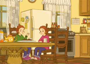 The Willow Creek Twins 1: Which One Are You?