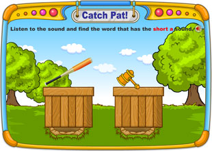 Catch Pat