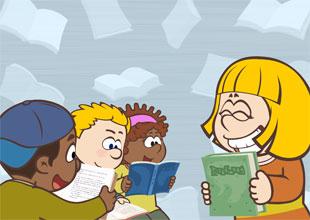 South Street School 20: The Reading Superstars