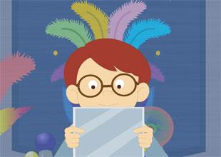 Iggy the Incredible Inventor 6: Mr. Chen's Magic Mirror