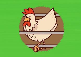 Word Families 11: Hen in the Pen
