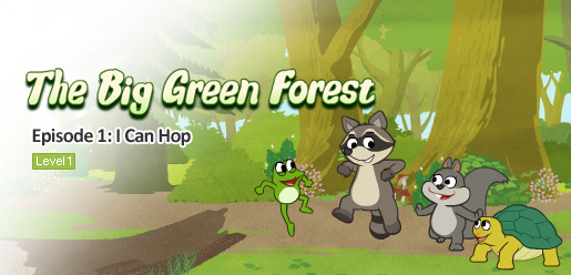 The Big Green Forest 1
