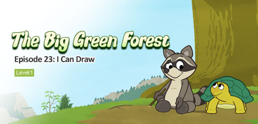 The Big Green Forest 23