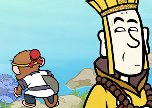 Journey to the West 16: Wukong Gets Tricked