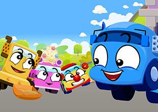 Tire Town School 2: New Friends