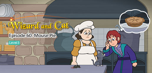 Wizard and Cat 60: Mouse Pie