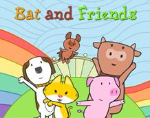 Bat and Friend