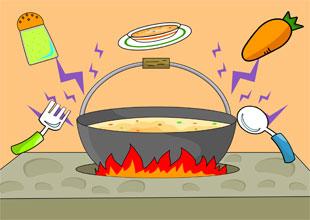 Pease Porridge Hot