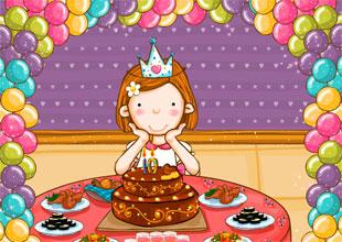 Hana's Album 19: My Birthday Party