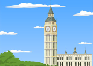 Surprise! It's Big Ben