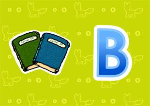 Letter Bb