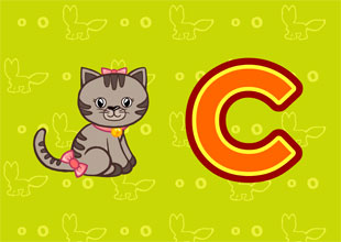 Letter Cc