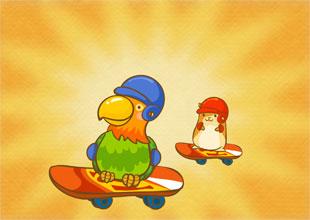Magic Marker 16: I Can Skateboard