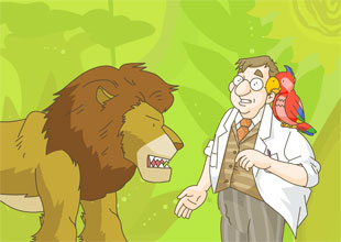 The Story of Dr. Dolittle 10: The Leader of the Lions