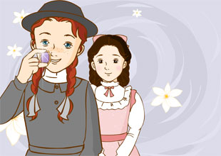 Anne of Green Gables 6: A Best Friend and a Lost Broach
