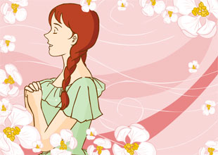 Anne of Green Gables 15: A Queen's Girl
