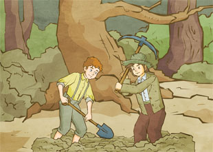 The Adventures of Tom Sawyer 12: Summer Vacation