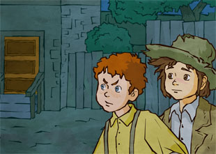 The Adventures of Tom Sawyer 14: The Secret in the Tavern