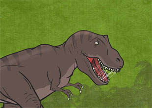 T. rex: The Tyrant Lizard King Dinosaur