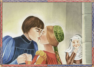 9. The Tragedy of Romeo and Juliet 1