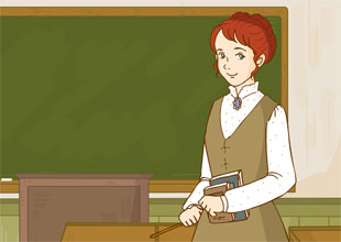 18. Anne the Teacher