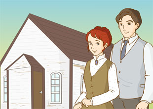 Anne of Avonlea 3: The Improvement Society