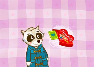 Wacky Ricky 11: Valentine's Mix-up