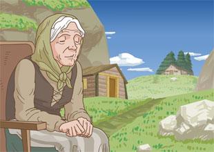 Heidi 4: Stories for Grannie