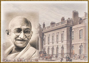 Gandhi: A Man of Principle, a Man of Peace