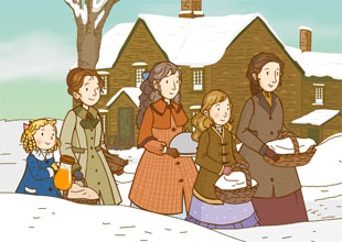 Little Women 3: Thinking of Others