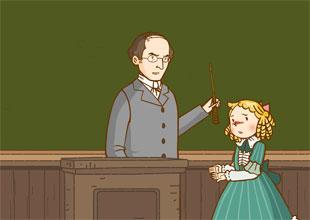 Little Women 11: Amy Gets In Trouble