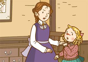 Little Women 12: Jo Puts Her Foot Down