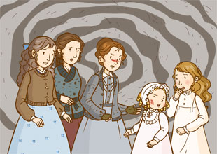 Little Women 13: Revenge and Regret