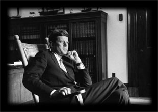 John F. Kennedy: An American Icon