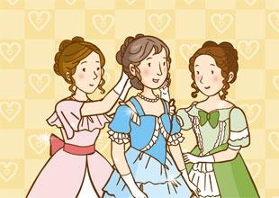 Little Women 16: Meg's Makeover