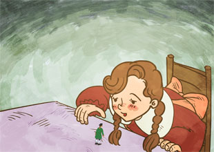 Gulliver's Travels 16: Gulliver's Caretaker