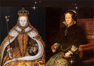 Mary and Elizabeth: The First Queens of England
